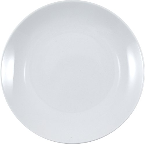 HIC Harold Import Co. White Porcelain Bread and Butter Plate 822/3-HIC