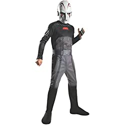 Rubie's Star Wars Rebels Sith Inquisitor Costume, Child Large