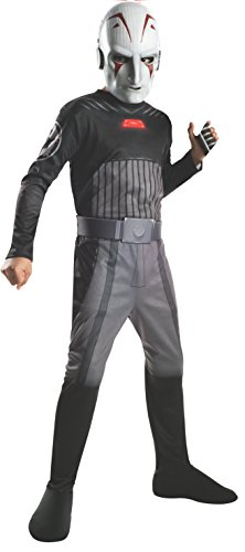 Rubies Star Wars Rebels Sith Inquisitor Costume, Child Medium