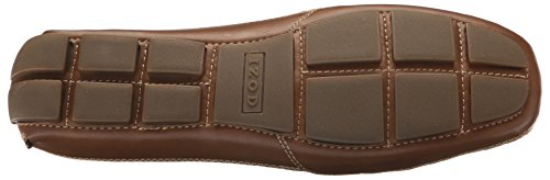 Izod Mens Burney Slip-on Loafer Tan