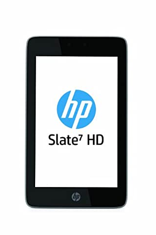 HP Slate S 7-3400US 7-Inch 16 GB Tablet (free T-Mobile 4G) (Hp Slate 16gb)