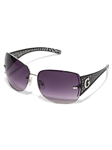 GUESS Factory Women's Rimless Shield - Rimless Glasses Guess