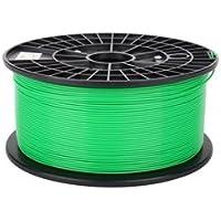 Ink Pipeline, GREEN 1.75MM PLA FILAMENT, 1KG 3D PRINTER FILAMENT