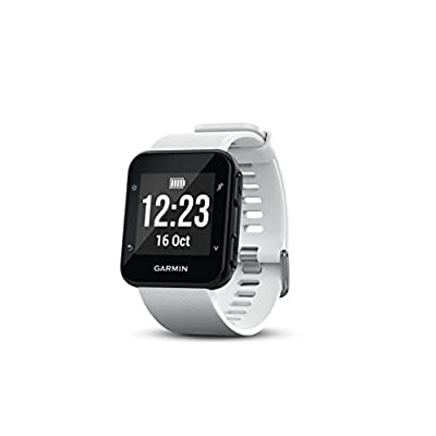 Garmin 010-01689-03 Forerunner 35, Easy-to-Use GPS Running Watch, White