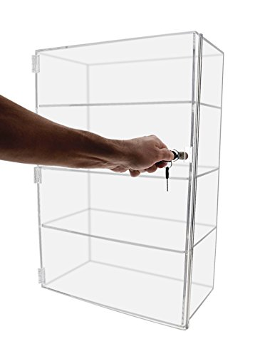 Review Vertical Acrylic Display Case