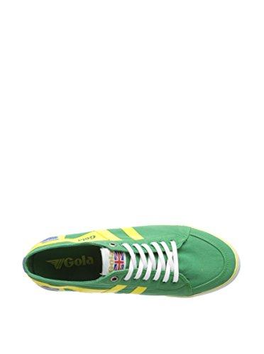 Gola Comet Nations unies Brésil Homme Chaussures Vert