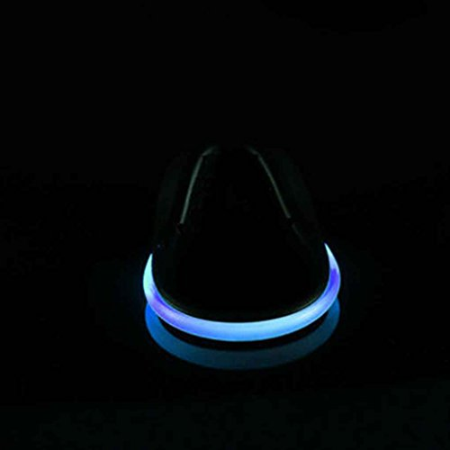 Light Led Clips Safety Night Lufa Bleue Lumière 2pcs Outdoor Lamp Sports Luminous Running Warning Shoe gqg7XBw