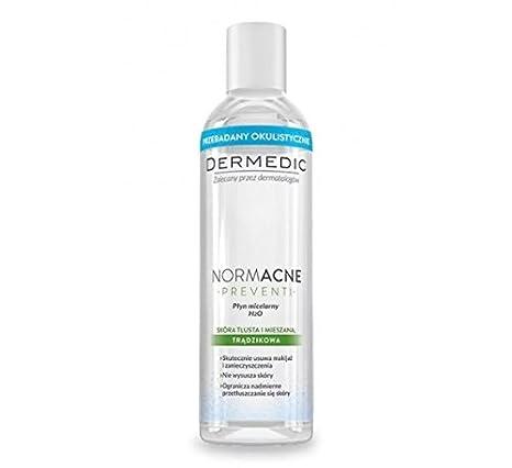 dermedic - normacne - preventi - Micellar Agua H2O - 200 ml ...