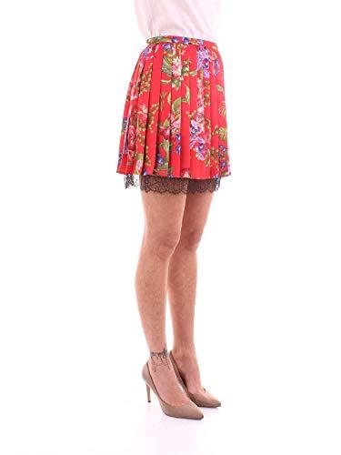 T1995 Rosso Donna Liu Jo Gonne I19162 a6w64pRf