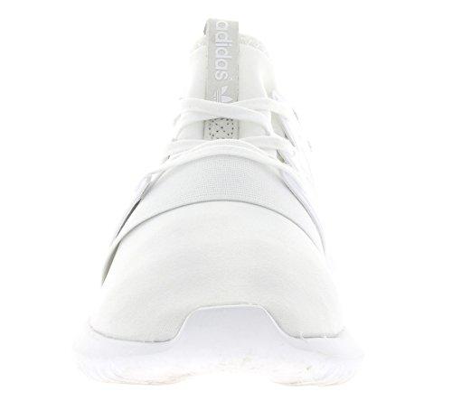 Viral Tubular adidas Chaussures W Gris Gymnastique de Weiß Femme g5ddqanx