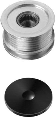 Dimensioni filettatura: M16x1,5 N/° scanalature: 6 Puleggia -/Ø: 54mm HELLA 9XU 358 039-101 Dispositivo ruota libera alternatore