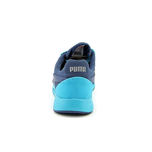 Puma Haast Dentelle Espadrilles Pour Hommes Dark Denim-bluebird 13m