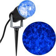 Gemmy Lightshow Christmas Lights LED Projection Kaleidoscope Lights, Icy Blue - Pack of 3 by Gemmy Lightshow