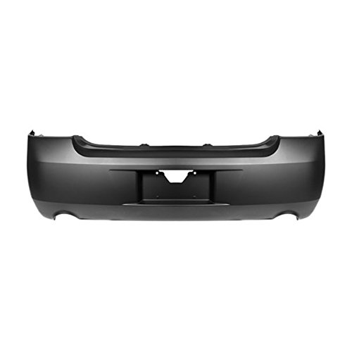 MBI AUTO - Painted to Match, Rear Bumper Cover for 2006-2013 Chevy Impala W/Dual Exhaust 06-13, GM1100736