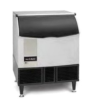 Ice-O-Matic ICEU300HA Air Cooled 309 Lb Half Cube Undercounter Ice Machine