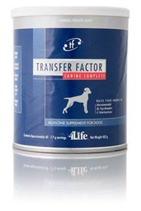 - Transfer Factor Canine - 60 x 7.7 gram servings