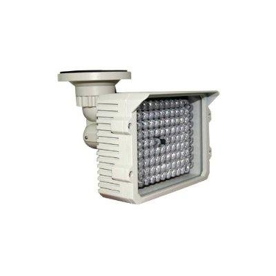CMVision IR130 198 LED Indoor/Outdoor Long Range 300-400ft IR Illuminator With Free 3A 12VDC Adaptor