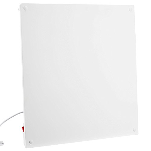 VonHaus 450W Wall Mounted Electric Flat Panel Heater – Pai