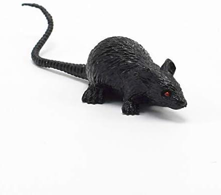 Easy 99 20 Pcs Mini Simulated Mouse Model Realistic Terror Plastic Mouse...