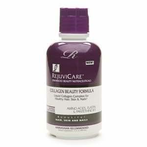 RejuviCare Collagen Beauty Formula, Delicious Grape Flavor 16 fl oz (480 ml)