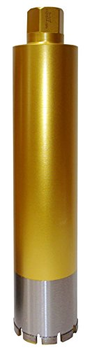 (Concord Blades CBW03500SP 3-1/2 Inch Wet Concrete Diamond Core Drill Bit )