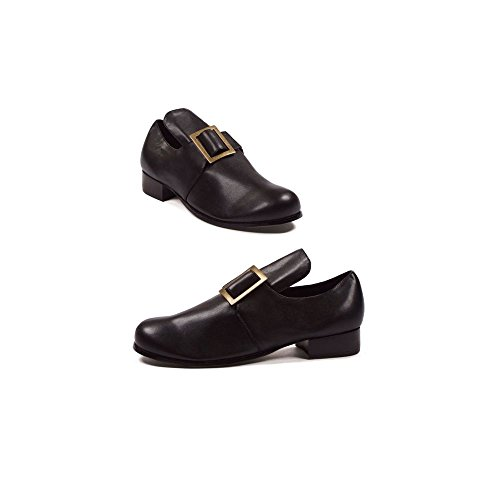 Ellie Shoes Mens Samuel (Black) Adult Shoes Black Large -
