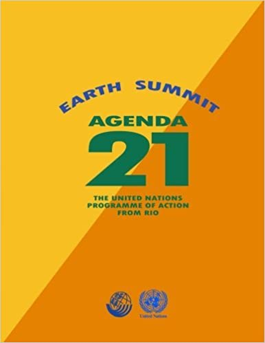 Agenda 21: Earth Summit: The United Nations Programme of ...