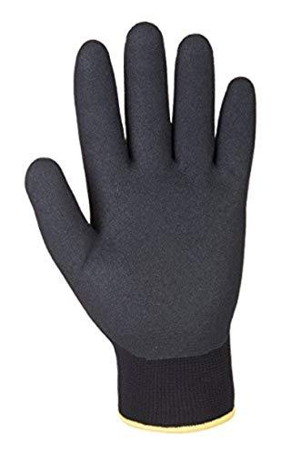 Portwest Arctic Winter Glove Black XXL R & Bandana Bundle