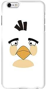 Stylizedd Apple iPhone 6 Plus Premium Slim Snap case cover Gloss Finish - Matilda - Angry Birds I6P-S-35