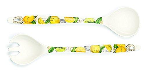 Michel Design Works Serveware Serving Set, Lemon - Spoon Lemon