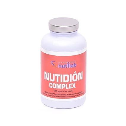 Nutidion Complex 90 cápsulas de Nutilab: Amazon.es: Salud y ...