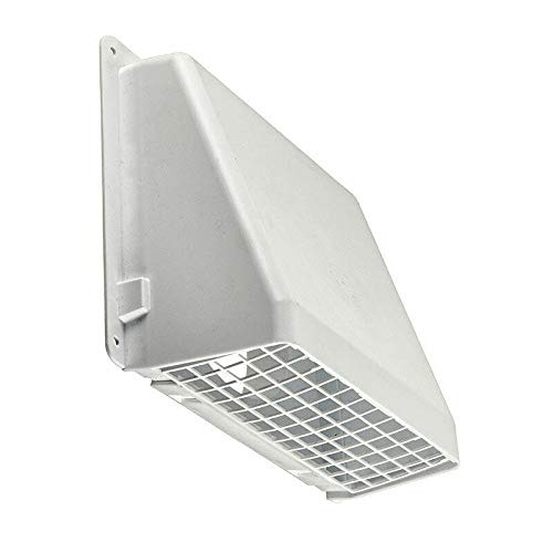 (Home parts) Surface Duct Cap Down Draft Cap Damper for Jenn-Air Range A406 ()