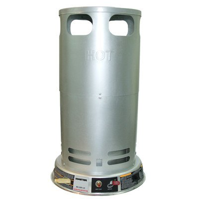 Master MH-200V-LPC-A LP Convection Heater, Variable Output, 200,000 BTU