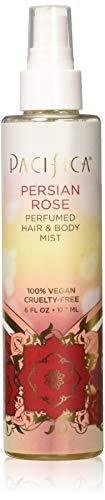 Pacifica Beauty Perfumed Hair & Body Mist, Persian Rose, 6 Fluid Ounce