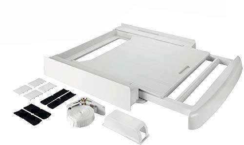 Kit de apilamiento universal SPAREGETTI® con estante extraíble ...