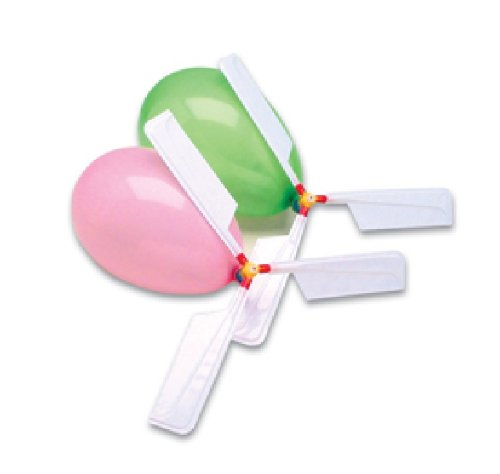 Kids Balloon Helicopter(1 Dozen), Health Care Stuffs