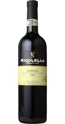 カーサ・ヴィニコラ・ニコレッロ バローロ[2008]赤(750ml) Casa Vinicola Nicolello Barolo[2008]