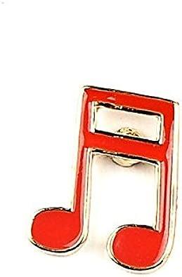 Yodio Fashion Enamel Brooch Pins Button Pins 6 Pcs//set Cute CartoonMusic Note Hand Arrow Lightning Jacket Collar Badge Women Jewelry