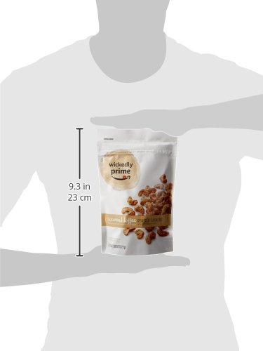 Wickedly Prime Roasted Cashews, Coconut Toffee, 8 Ounce by Wickedly Prime (Image #7)