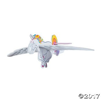 Unicorn Gliders - 24 ct
