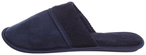 Pantofole Da Uomo Enimay Scarpe Da Casa Slip On Imbottiture Scivolose Soft Footbed 113   Marina Militare