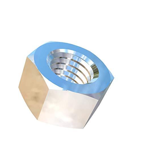- Allied Titanium 0001779, (Pack of 5) 5/8-11 UNC Titanium Hex Nut, Grade 2 (CP)