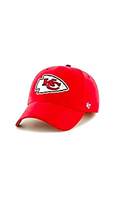 '47 NFL Kansas City Chiefs 47 MVP Torch Red One Size