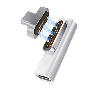 Aoile - Cargador magnético USB C Tipo C para MacBook, MacBook Pro, Mote Z Google Pixel 2/2XL, S8/N8