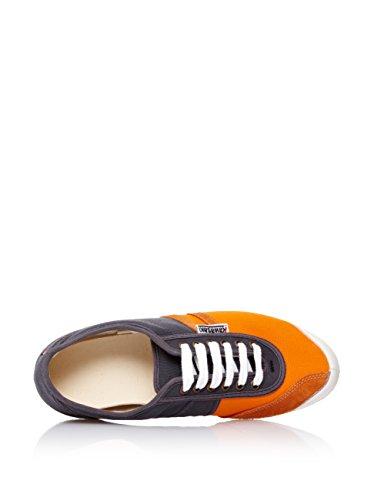 Kawasaki - Fashion / Mode - Two Tones Toile - Orange