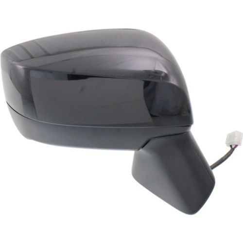(MAPM - PASSENGER SIDE DOOR MIRROR; POWER; HEATED; WITHOUT TURN SIGNAL; - SU1321139 FOR 2015-2016 Subaru Legacy)