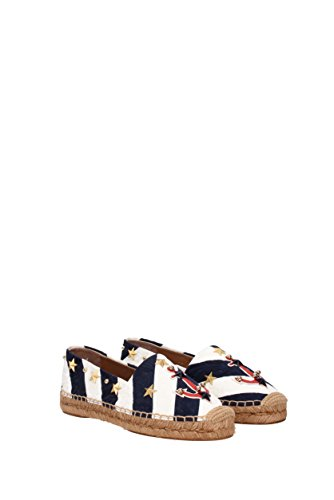 Espadrillas Dolce & Gabbana Donna - Materiale (ce0002ag142) Eu Blu