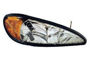 Depo 336-1102R-AF Headlight Assembly (PONTIAC GRAND AM 99-05 COMB. ASSEMBLY PASSENGER SIDE - 2003 Headlight Am Assembly Grand