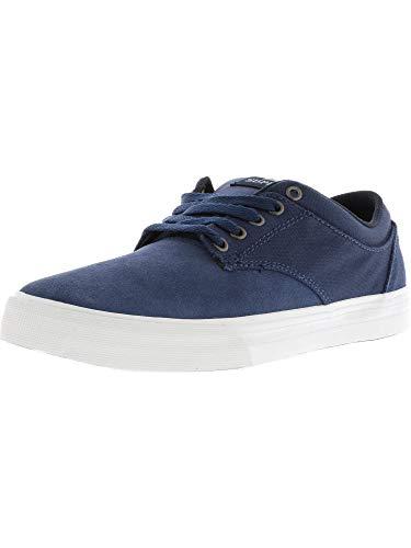 Scarpe Uomo Supra Chino Blue sneaker White Cfxzq