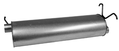 Walker 21521 Quiet-Flow Stainless Steel Muffler (Muffler Hunting)